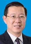 Photo - YB TUAN LIM GUAN ENG - Click to open the Member of Parliament profile
