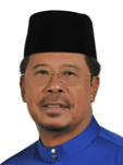 Photo - YB DATO' SRI HJ ABDUL RAHMAN BIN MOHAMAD - Click to open the Member of Parliament profile