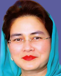 Photo - YB DATUK HALIMAH BINTI MOHAMED SADIQUE - Click to open the Member of Parliament profile