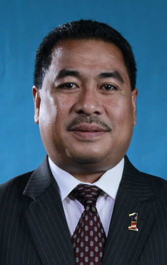 Photo - Ismail bin Mohamed Said, YB Dato' Sri Haji
