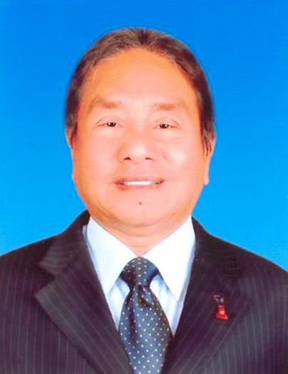 Photo - Hasan bin Malek, YB Dato' Sri