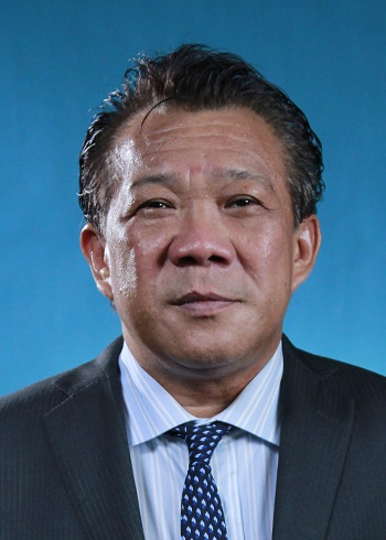 Photo - Bung Moktar bin Radin, YB Dato' Sri