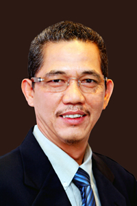 Photo - Fadillah Bin Yusof, YB Dato' Sri Haji