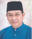 Photo - Muhammad Leo Michael Toyad Abdullah, YB Tan Sri Dr.