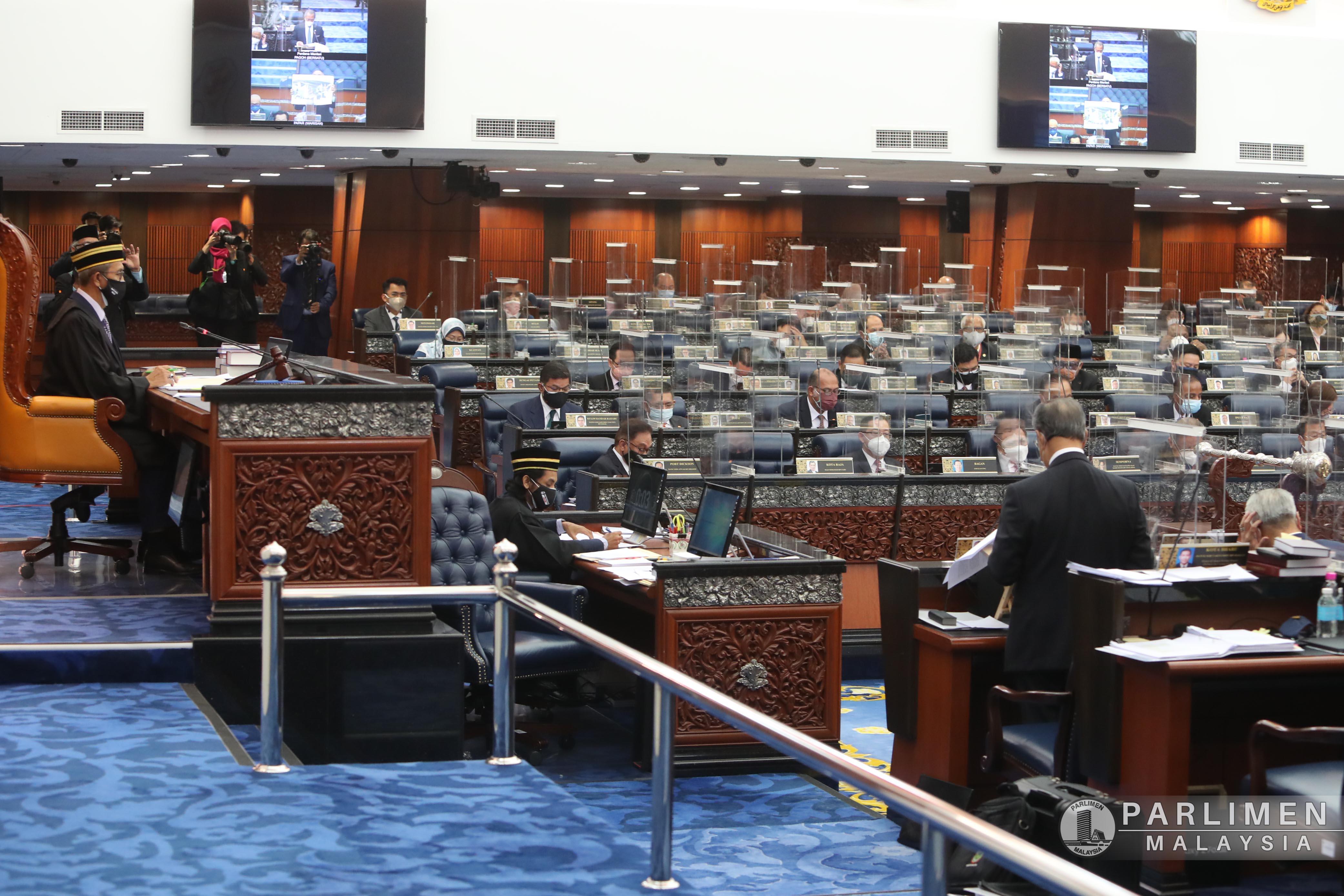 mesyuarat-khas-penggal-ketiga-majlis-parlimen-keempat-belas